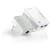 TP-Link Av600 WiFi Powerline Extender Starter Kit - White