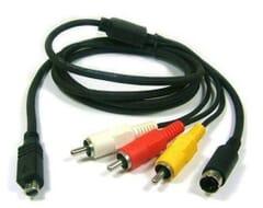 Sony VMC-30FS AV Kabel 1.5 Meter