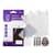 Jibi Screen Protector 3-stuks/set voor iPhone 5/5S/SE