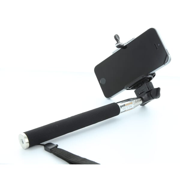 Selfie Stick, telescoop-arm (geen Bluetooth) voor Acer Liquid E3 Duo