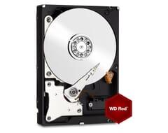 Western Digital Red NAS 4TB HDD 3.5 inch