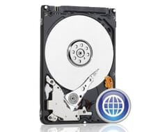 Western Digital Blue PC Mobile 750GB HDD