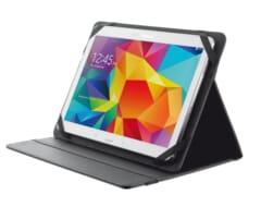 Trust Primo Folio Hoes met Standaard voor 10inch tablets - zwart