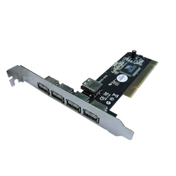 Eminent PCI Card USB 2.0 4 port