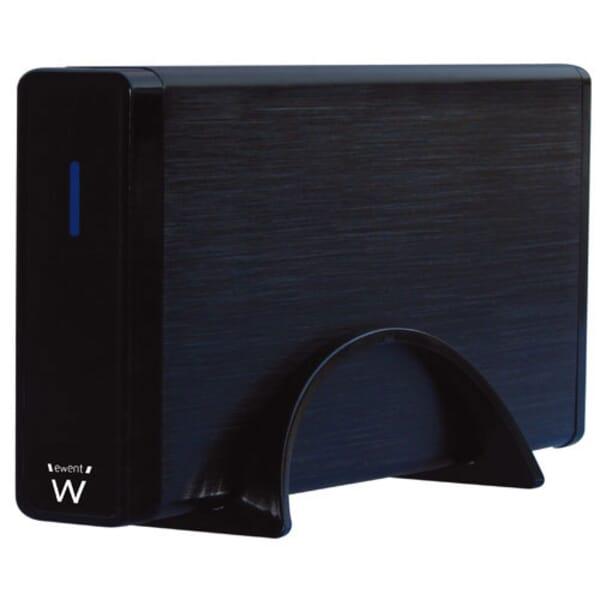 Ewent USB 2.0 Externe behuizing 3.5 inch PATA + SATA