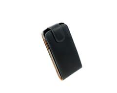 Jibi Leder Schutzhülle für Galaxy S5 Mini dreifach Schutz