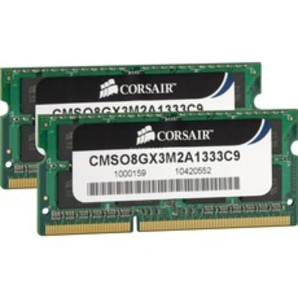 Corsair Valueselect 8GB DDR3 RAM Geheugen 1333MHz SODIMM