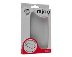 MJOY Clip On Transparent Back - iPhone 6/6s Plus - Roze