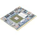 HP EliteBook 8540w Videokarten
