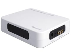 Delock HDMI Ethernet Extender by TCP/IP single receiver