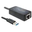 Delock Adapter USB 3.0 > Gigabit LAN 10/100/1000 Mb/s