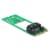 Delock Adapter M.2 NGFF > SATA 7 pin