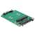 Delock Converter Micro SATA 16-Pin auf mSATA