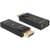 Delock Displayport 1.1 naar HDMI Vrouwelijk Adapter - Zwart