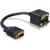 Delock Adapter VGA male to VGA + 3 x RCA female
