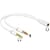 Delock Headset Adapter 1 x 3.5 mm 4 pin Stereo jack female >