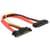 Delock SATA 22 pin Extension cable 20cm
