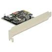 Delock SATA II PCI Express Karte 2x SATA intern