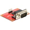 Delock Raspberry Pi Pin Header naar Serial RS-232 Adapter