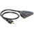 Delock 3 + 1 HDMI Switch Bidirectional