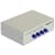 Delock Switch VGA 4 port manual bidirectional