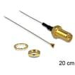 Delock Antenna Cable RP-SMA Jack Bulkhead > MHF IV/HSC MXHP3