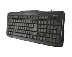Trust ClassicLine Tastatur