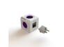 Allocacoc PowerCube ReWirable USB (Type F, NL, 1m)