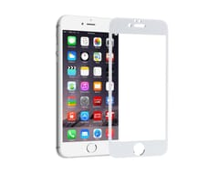 Jibi Titanium Alloy Glass für iPhone 6/6s - Silber