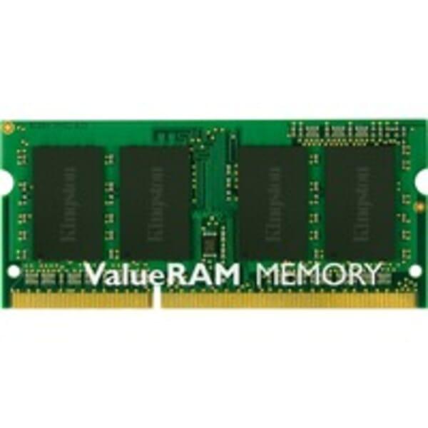 Kingston ValueRAM 2GB DDR3 RAM Geheugen 1333MHz SODIMM