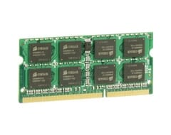 Corsair Apple 4GB DDR3 RAM Geheugen 1066MHz SODIMM