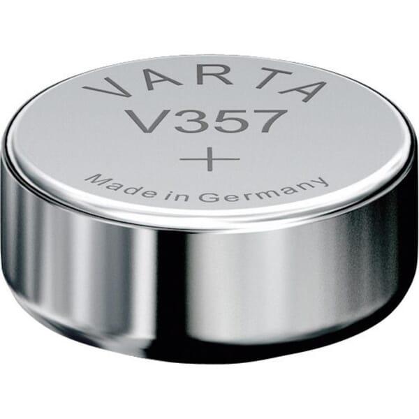 Varta Watch V357 Zilveroxide Knoopcel 1.55V 1 Stuk Blister