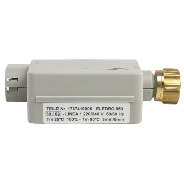 Fixapart Elektrische Aquastop - Grijs
