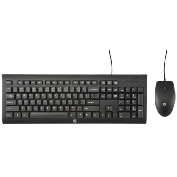 HP C2500 Desktopset USB Zwart
