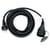 Blu-Basic Power Extension Cable 5 Meter Neoprene - Black