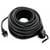 Blu-Basic Verlengkabel 25 meter zwart Neopreen H07