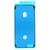 Waterbestendige Scherm Plakstrip Zwart voor iPhone 6s