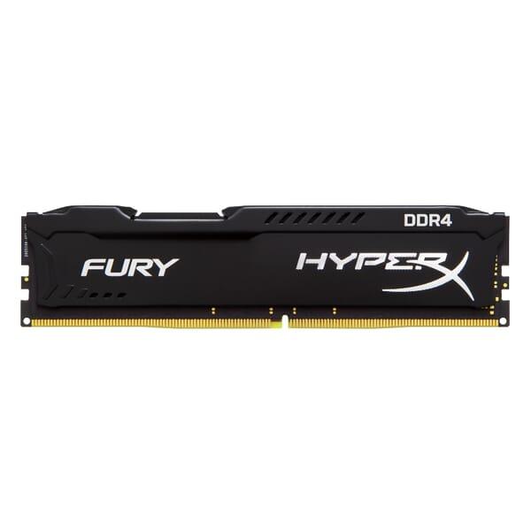 Kingston HyperX Fury Black 8GB DDR4 RAM Geheugen 2133MHz