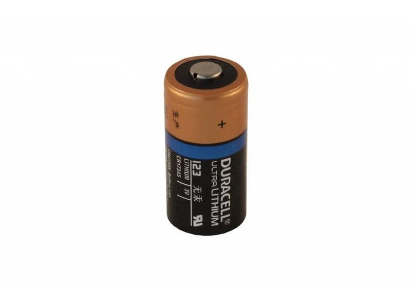 Duracell Cr123a Ultra Lithium Batterij 1 Stuk Blister Dl123