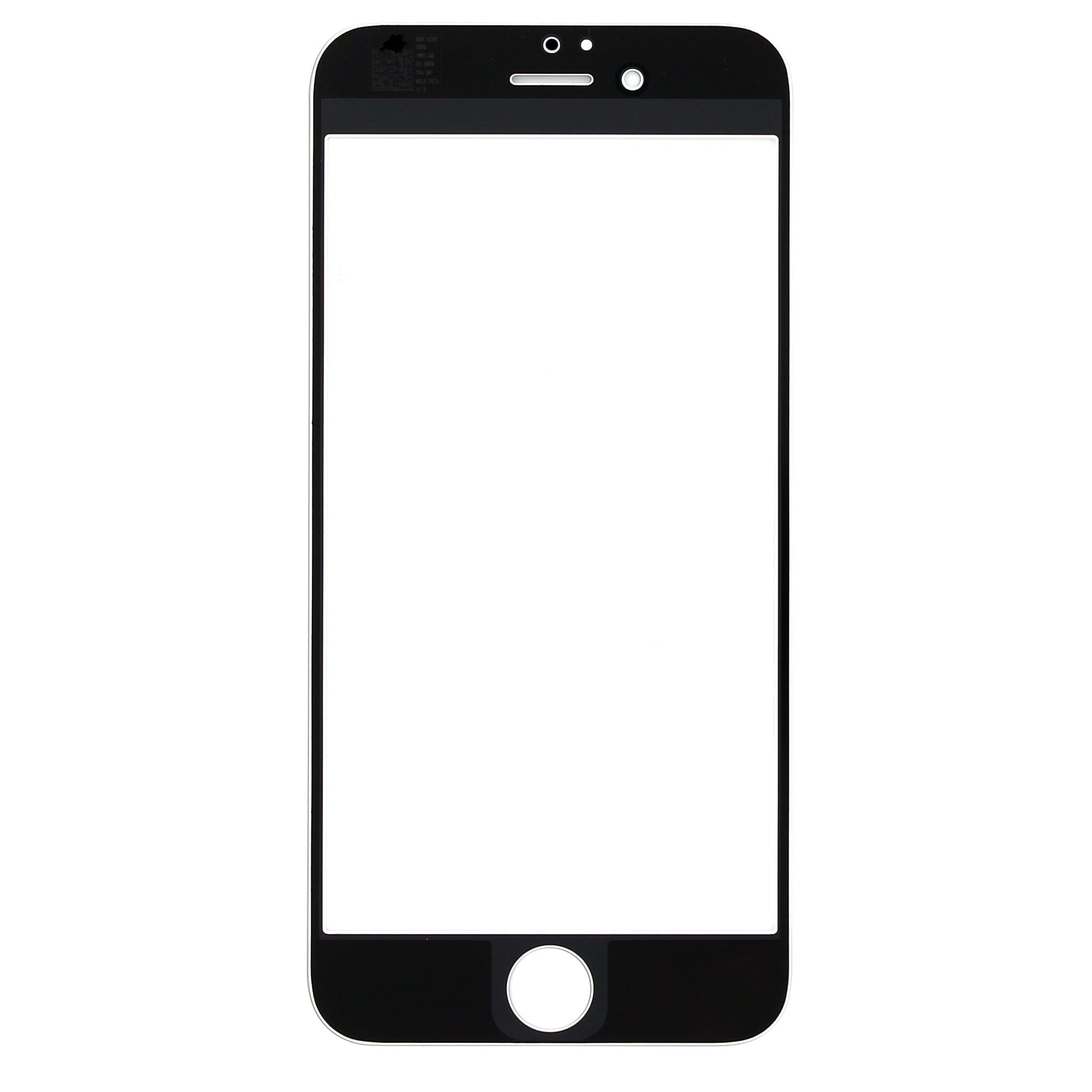 iphone 6 glass lens weiss voor apple iphone 6 p0172475. Black Bedroom Furniture Sets. Home Design Ideas