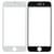 Glas Scherm Wit voor iPhone 6
