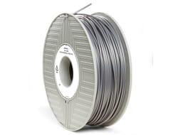 Verbatim 3D Printer Filament Pla 2.85Mm 1Kg Silver/Metal Gre
