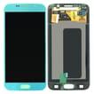 Samsung Galaxy S6 LCD + Touchscreen - Blauw voor Samsung Galaxy S6 SM-G920F