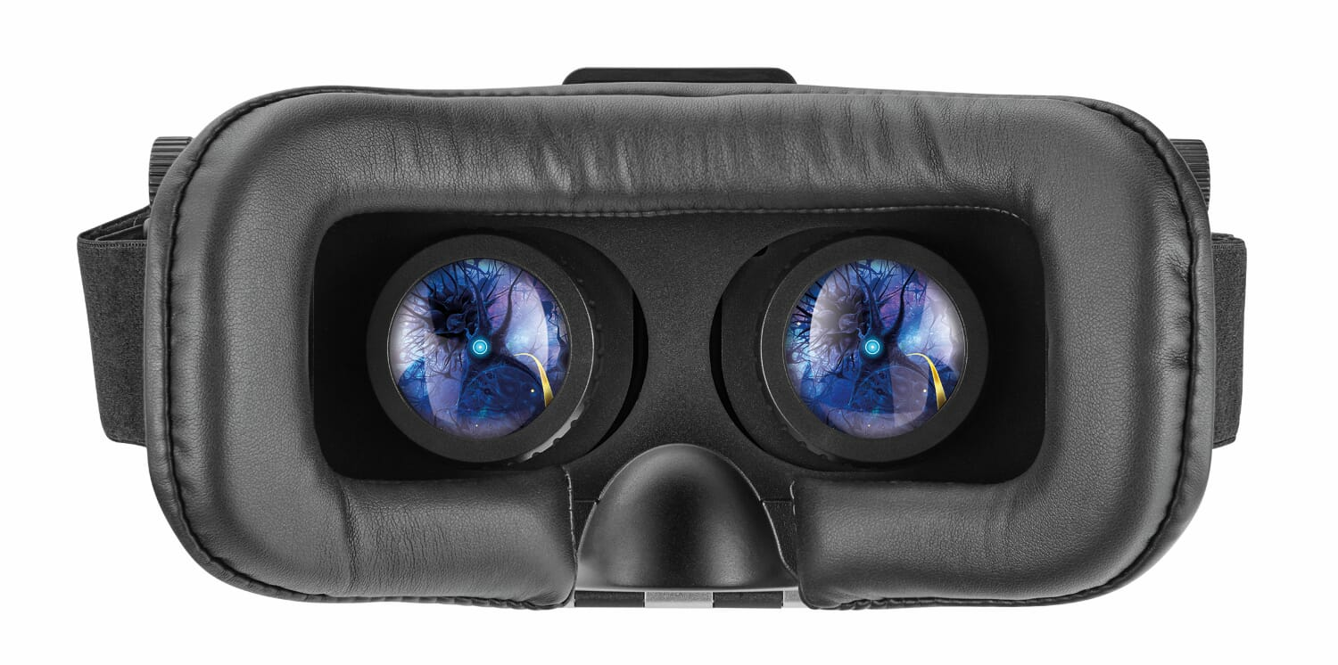 30b225690 Trust GXT 720 Virtual Reality Bril Incl Bluetooth Controller - Twindis