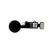 iPhone 7 Home Button inkl. Flachbandkabel - Schwarz voor Apple iPhone 7 / iPhone 7 Plus