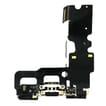 iPhone 7 Ladebuchse Flachbandkabel - Schwarz voor Apple iPhone 7