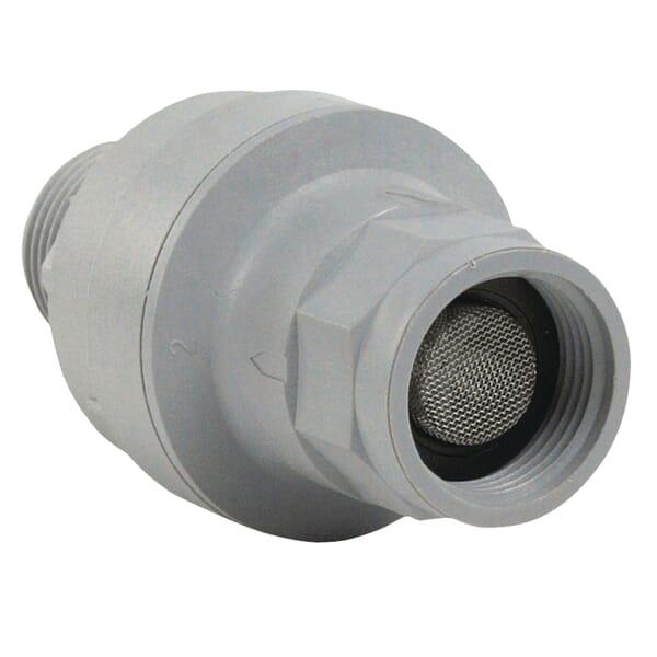 Wpro Mechanische Aquastop - Grijs voor AEG F66792W0P