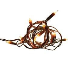 HQ Weihnachtsbeleuchtung 100 Glühend 28.8 W 9420 mm warmweiss Innen