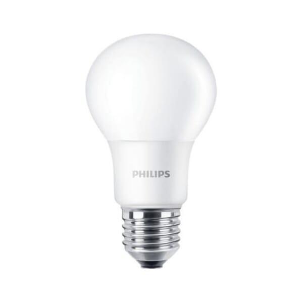 Philips CorePro LED Bulb ND 8-60W A60 E27 827