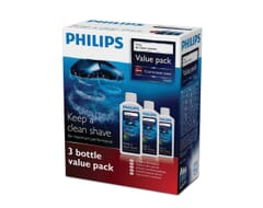 Philips Jet Clean Solution 300ml 3 Flesjes